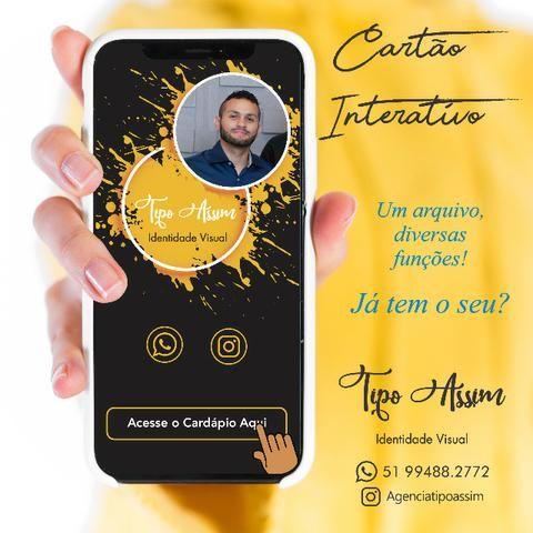 Marketing Digital - Logotipo - Banner digital - Cartão digital - Foto 2