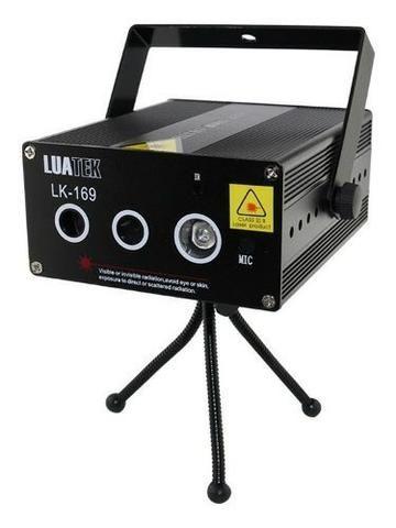 Projetor Holográfico De Estrelas Com Laser Lk-169
