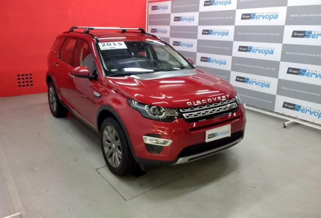LAND ROVER DISCOVERY SPORT 2.0 16V SI4 TURBO HSE LUXURY 2015 - Foto 2