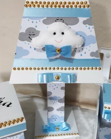 Kit Higiene Bebê Chuva de Amor Baby Boy - Foto 3
