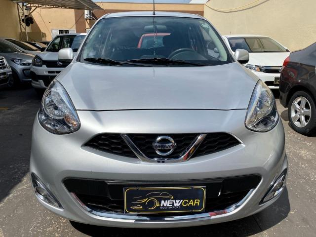Nissan March 1.6 SL 2015/2016 - Foto 6