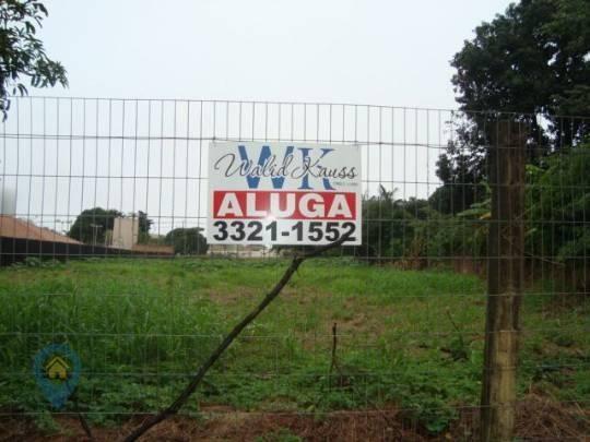 Alugue Terreno de 3000 m² (Aurora, Londrina-PR) - Foto 5