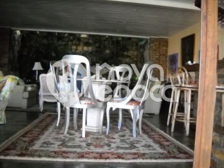 Casa à venda com 4 dormitórios em São conrado, Rio de janeiro cod:FL4CS22387 - Foto 3
