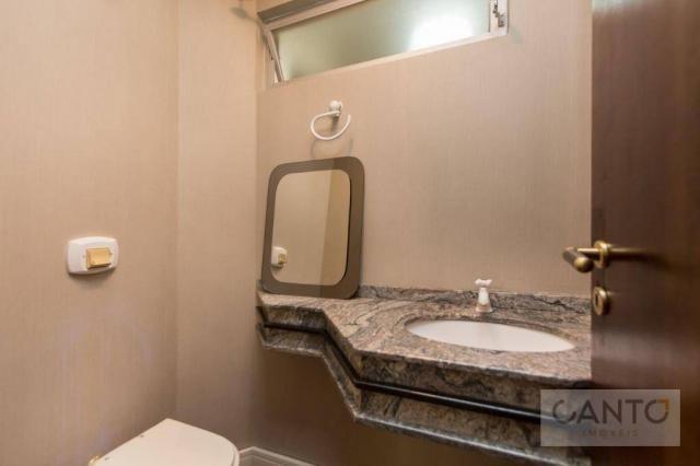 Apartamento garden com 3 dormitórios à venda no cristo rei, 157 m² por r$ 600 mil - Foto 20