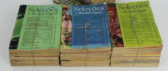 Raridade Seleções Readers Digest a partir de 1955