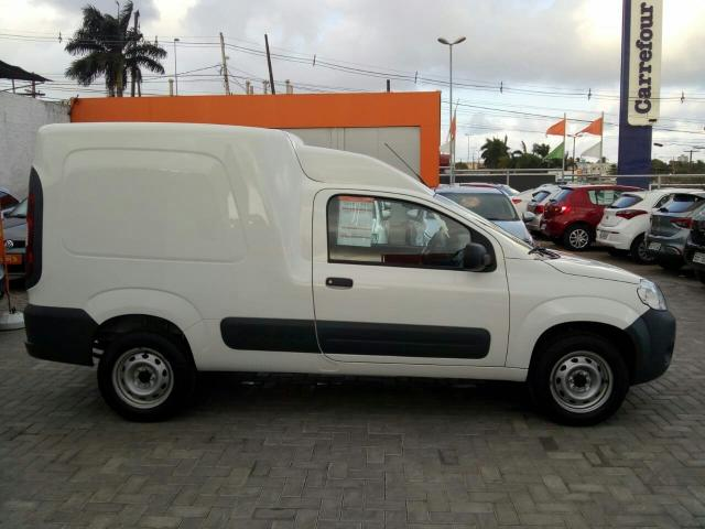 FIAT FIORINO 2018/2019 1.4 MPI FURGÃO HARD WORKING 8V FLEX 2P MANUAL - Foto 5