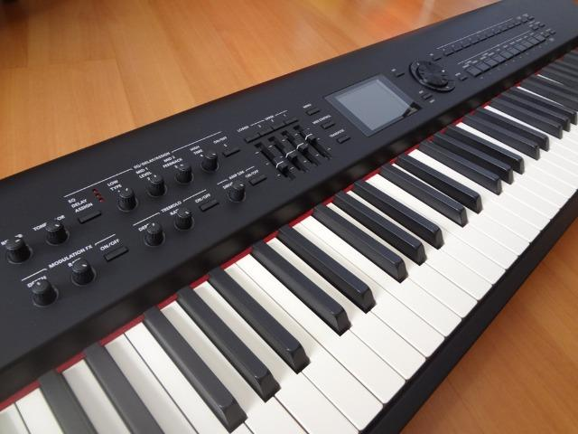 Piano Digital Roland RD 800 estudo troca - Foto 5