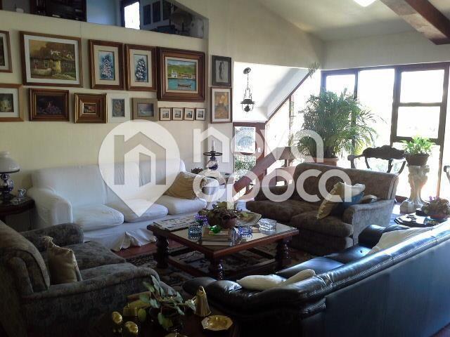 Casa à venda com 4 dormitórios em Santa teresa, Rio de janeiro cod:IP4CS5272 - Foto 2