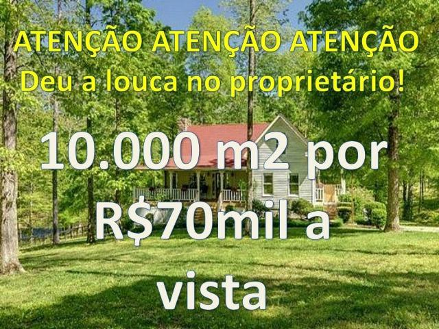 Atenção !! Deu a louca no proprietário de 10mil m2 por 70 mil
