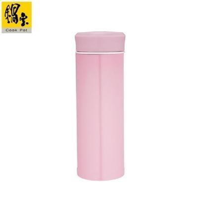 Guo Pao [pote tesouro] garrafa termica cerâmico com aço inoxidável 370ml