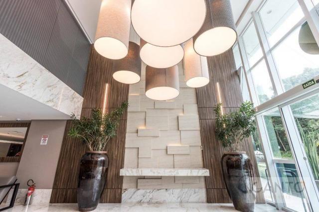 Laje/sala comercial para venda e locação no EuroBusiness, Ecoville, Curitiba - LEED Platin - Foto 5