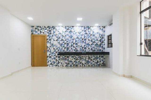 Centro da Cidade 2 qtos 75m² iptu,prédio com elevador (Reformado) - Foto 4