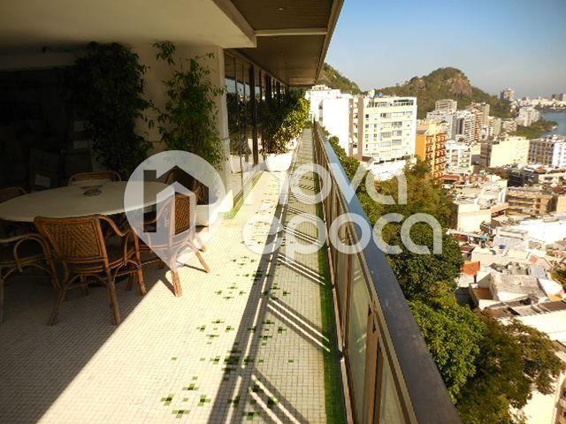 Apartamento à venda com 5 dormitórios em Lagoa, Rio de janeiro cod:LB5AP28814 - Foto 2