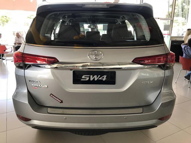 Toyota Sw4 SRX 2.8 Diesel 4x4 - 2020/2020 Lince Toyota Flamboyant - Foto 6