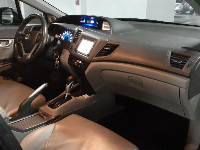Honda Civic EXS 1.8 2012 - Foto 7