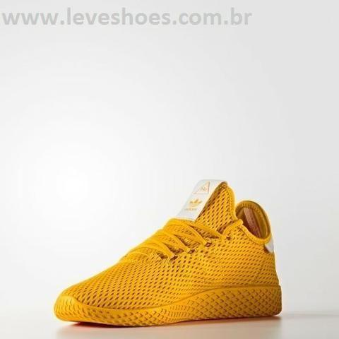 Tênis adidas Pharrell Wlliams Hu Masculino Feminino 189 - Foto 2