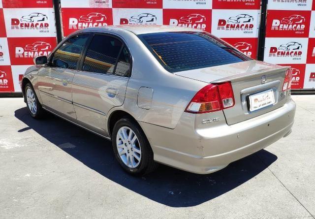 Honda civic 2006 automatico barato - Foto 7