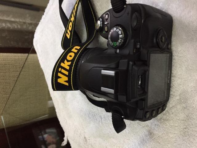 Máquina Fotográfica Nikon D40X - Foto 4
