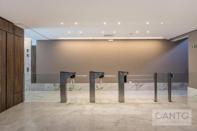 Laje/sala comercial para venda e locação no EuroBusiness, Ecoville, Curitiba - LEED Platin - Foto 7