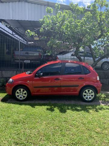 C3 Vermelho GLX 1.4 Flex 2011/2012 - Foto 6