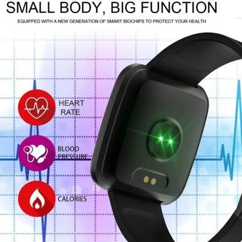 Relógio Smartwatch Colmi S8 Pulseira de Aço - Foto 3