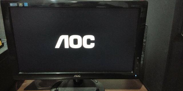 Monitor AOC 18,5 LED - Foto 2
