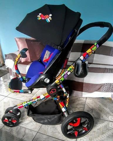 Carrinho de bebê Quinny Moodd - Foto 5
