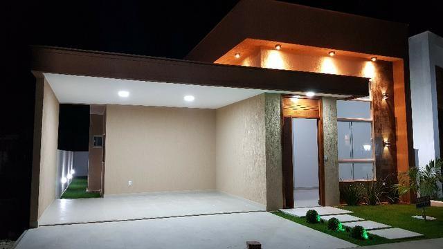 Oportunidade - Casa nova em Condomínio c/ saldo devedor do terreno - Foto 3