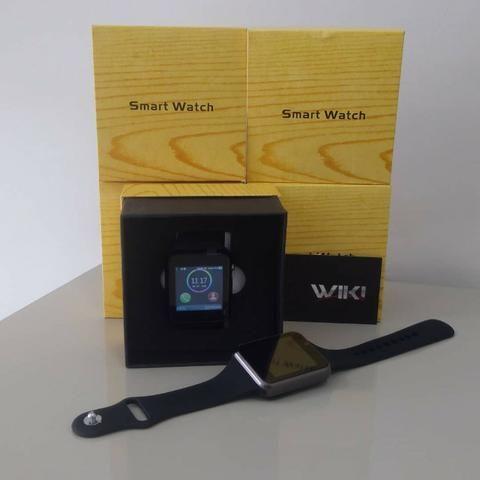 Relógio Smartwatch A1 Original Touch Bluetooth Gear - Foto 2