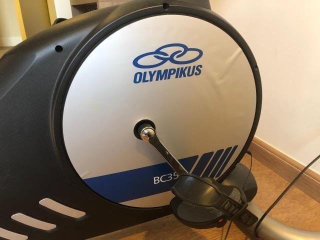 Bicicleta ergometrica olympikus para ir logooo - Foto 3