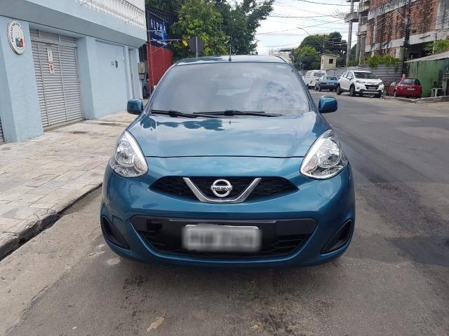 Nissan March - 2015 ( entrada de 2 mil )