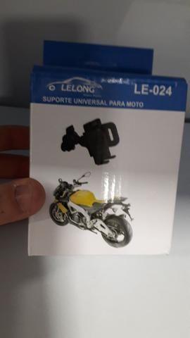 Suporte de Smartphone p/ Motos e Bike