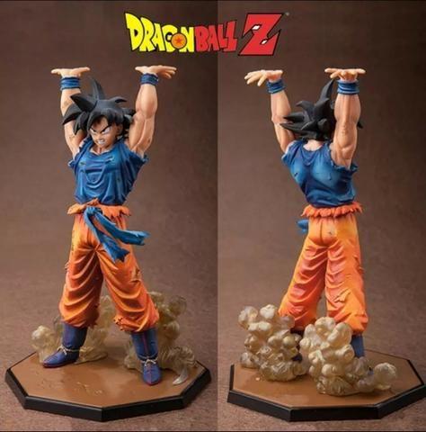Figure Action Son Goku Genki Dama Dragon Ball Z