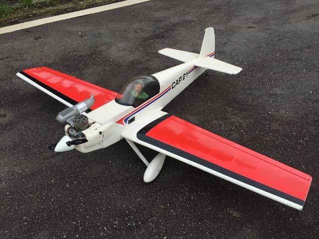 Aeromodelo cap 21. Estudo trocas