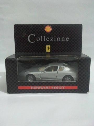 791bf58df1 Carrinho de Metal Ferrari 456GT Collezione Shell   Maisto - Hobbies ...