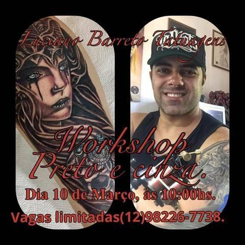 Workshop tattoo