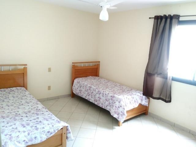 Apartamento Temporada Ed. Frente para o Mar Praia do Morro Guarapari até 10 Pessoas - Foto 12