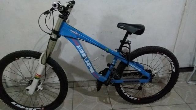 Bicicleta Hupi Naja Semi Nova (Imperdível)