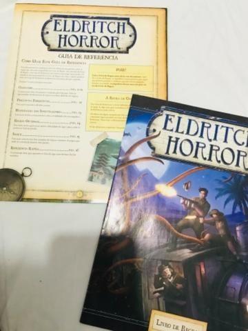 Board Game Eldritch Horror em perfeito estado de conservação