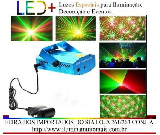 Mini Projetor Holográfico mini laser