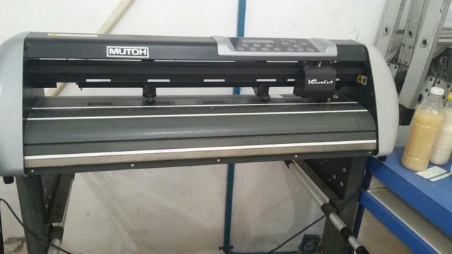 Impressora de lona adesivo