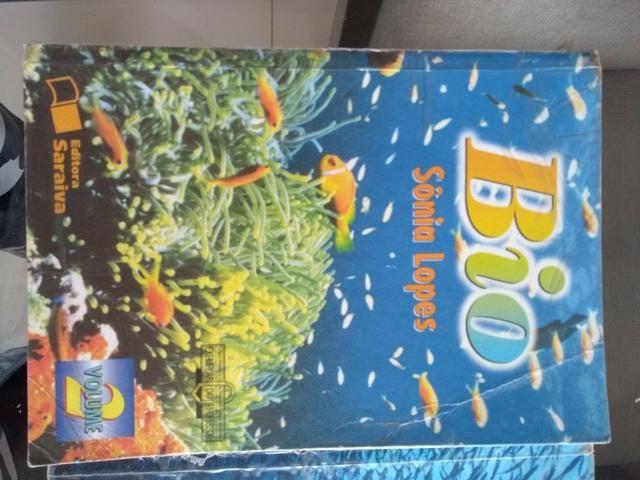 Livros Biologia