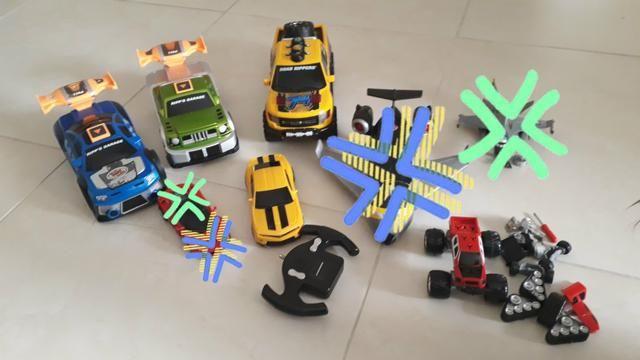 Brinquedos - carrinhos
