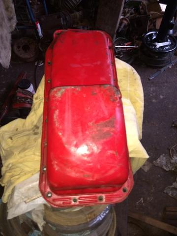 Ford galaxie motor 292 v8 carter original