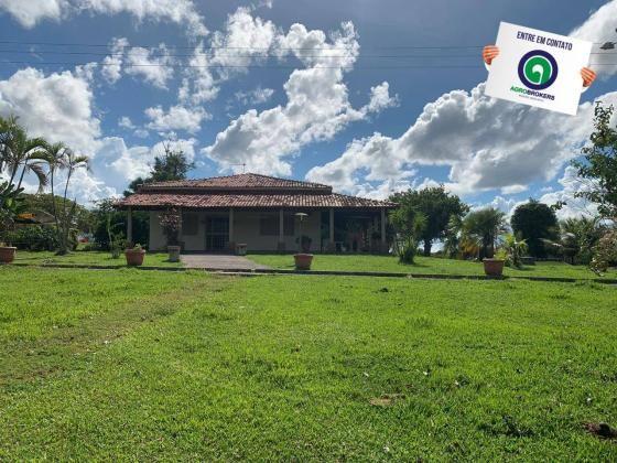 Fazenda 1.040 ha acorizal - Foto 14