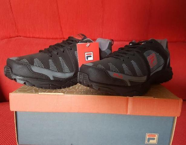 7b2da0d09b4 Tênis Fila Archer 39 ou 41 - Roupas e calçados - Nova Metrópole ...
