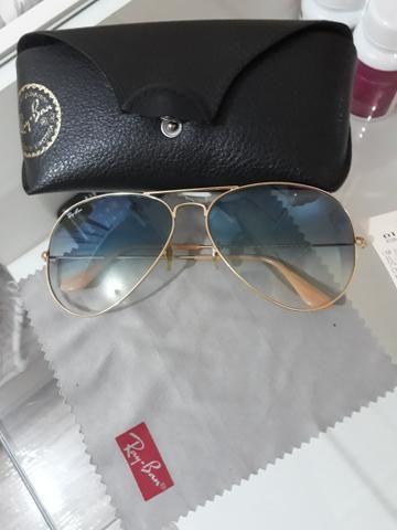 cccd464dc Vendo óculos Ray Ban aviador - Bijouterias, relógios e acessórios ...