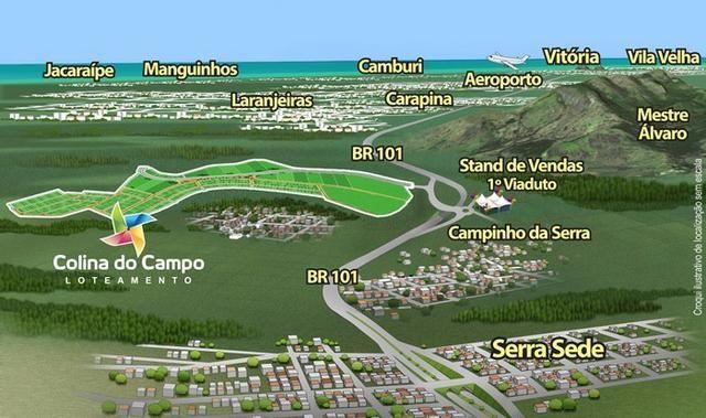 Colina do campo - loteamento em campinho da Serra - Foto 5