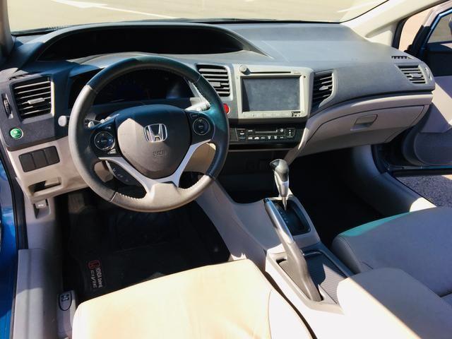 Honda Civic 2.0 LXR 2015 Vendo, troco e financio - Foto 9