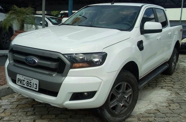 Ranger xls cd 4x4 automática turbo diesel